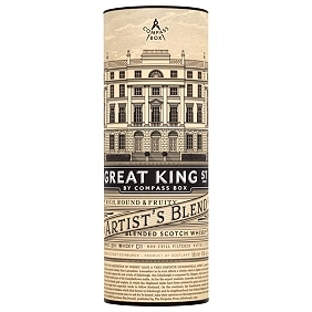 Compass Box Great King Street Artists Blend