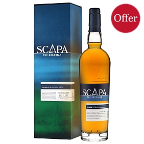 Scapa Skiren Malt Whisky, Orkney, Islands
