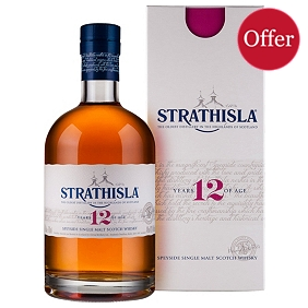 Strathisla 12-Year-Old Highlands Single Malt Whisky