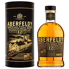 Aberfeldy Scotch Whisky 12YO