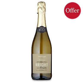 Waitrose Bright & Fruity Italian Sparkling