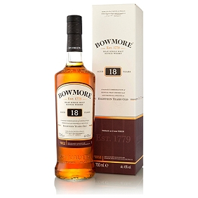 Bowmore 18-Year-Old Islay Single Malt Whisky