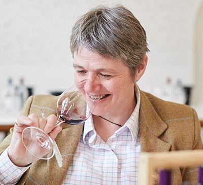 Xenia Irwin Master of Wine