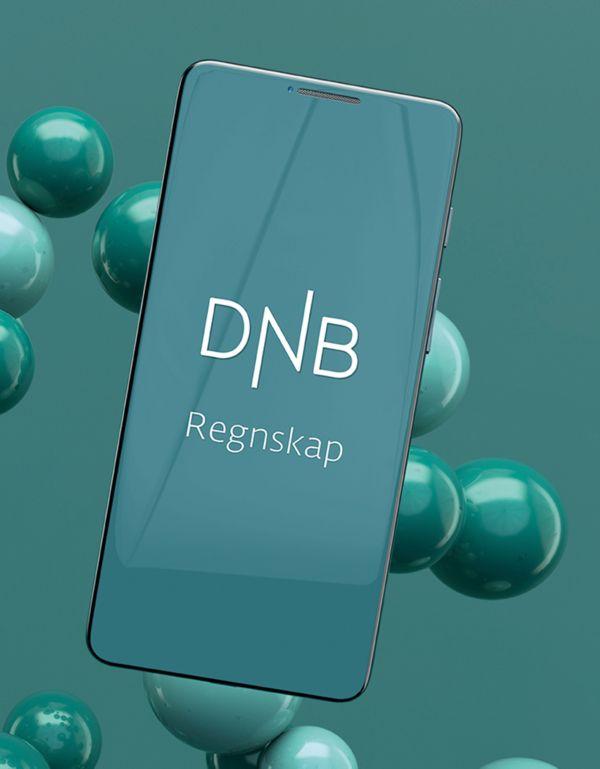 DNB Regnskap av Luca Labs på mobil