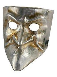Bauta argento - Venezianische Maske