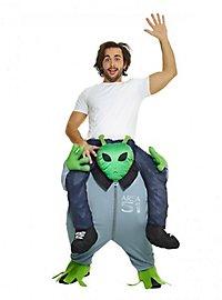 Carry Me Kostüm Alien