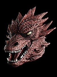 Der Hobbit Deluxe Smaug Maske aus Latex