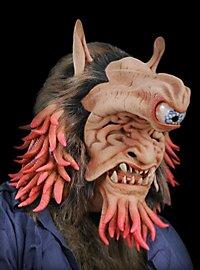 Einäugiger Ghul Maske aus Latex