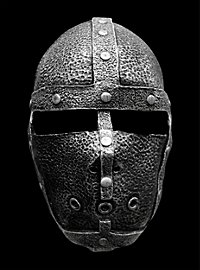 Eiserne Maske - Maske des Grauens
