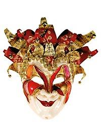 Jolly Grande rosso - Venezianische Maske