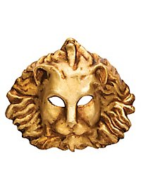 Leone oro  Venezianische Maske