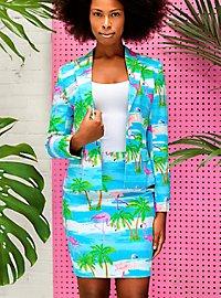 OppoSuits Flamingirl Damen Anzug