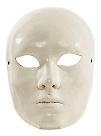 Volto bianco Femminile  Venezianische Maske