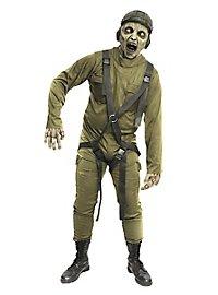 Zombie Flieger Kostüm