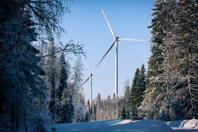 Finland,  V126-3.45 MW SIMO III