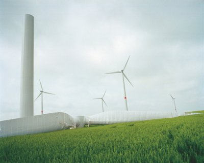 Category: Installation Country: Germany Site: Grossenerich  Turbines: V80-2.0 MW Number of turbines: 6 Photographed in: 2004 Photographer: Mikkel Bache Dias  Photo series: Grossenerich 2004