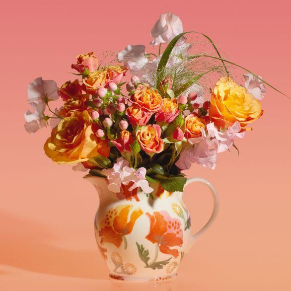 Emma Bridgewater Jug & Summer Bouquet Yellow