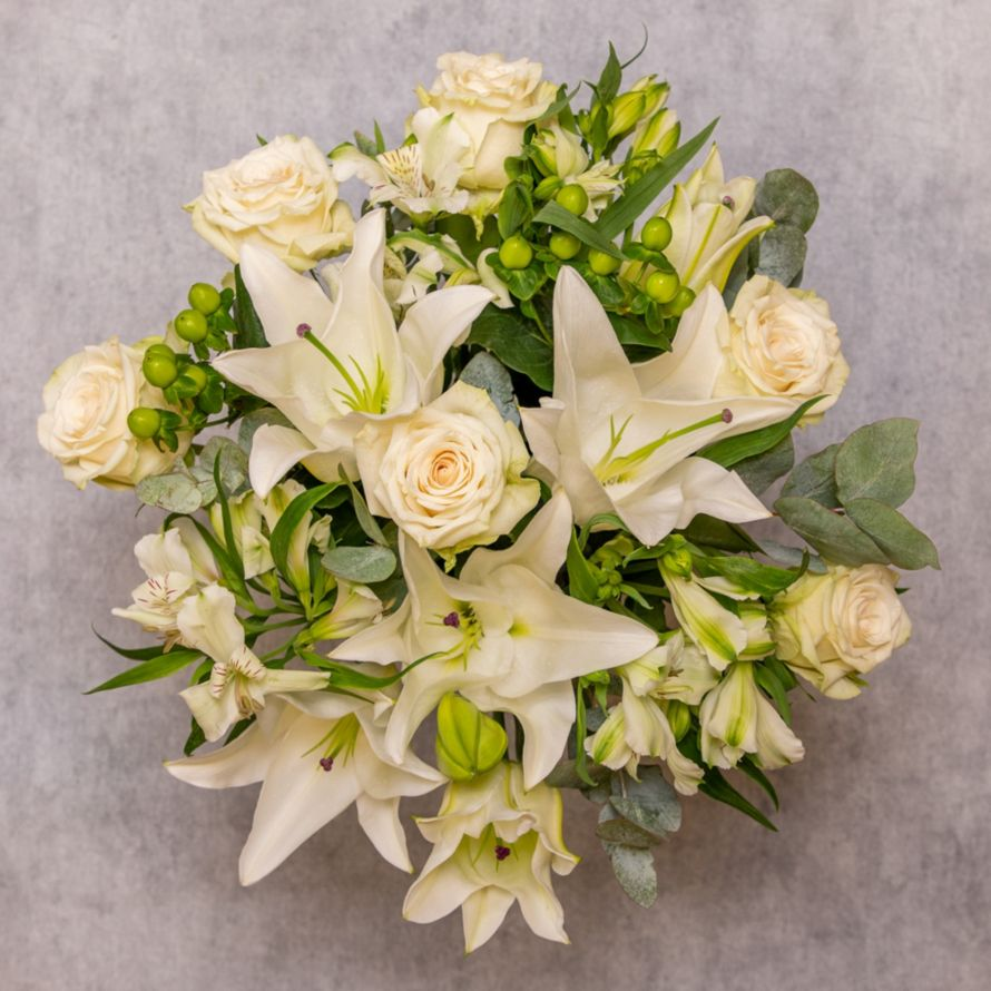Supreme scented rose lily bouquet all flowers plants waitrose supreme scented rose lily bouquet all flowers plants waitrose florist izmirmasajfo