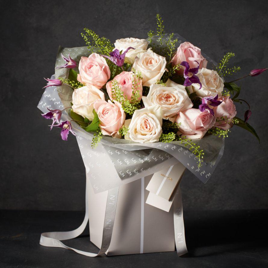 No.1 Floral Scented Gift Bag | Waitrose Florist
