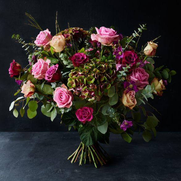 Flower Garden Premium Bouquet Pastel
