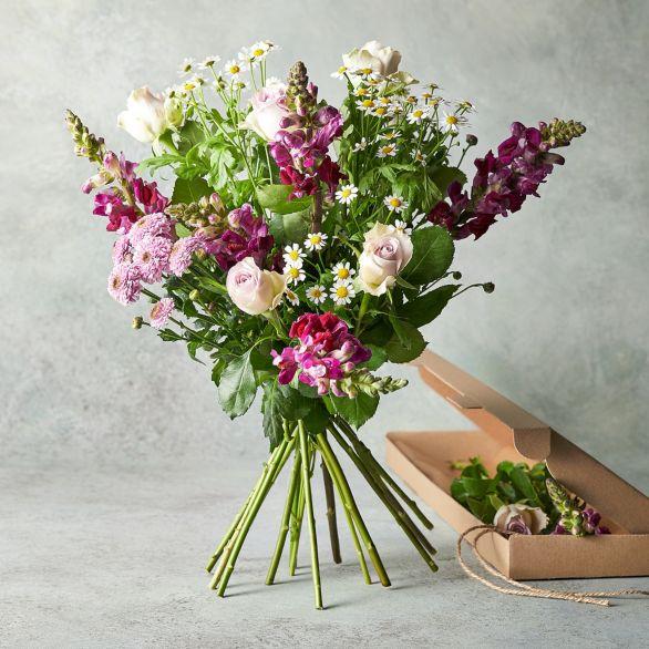 Summer Days Bouquet Pink
