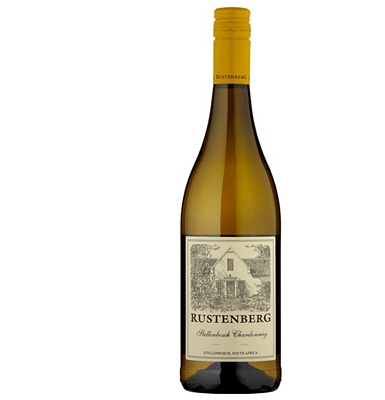 Rustenberg Chardonnay 2017, SouthAfrica