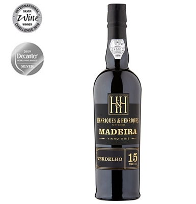 Henriques & Henriques Verdelho 15-Year-Old Madeira