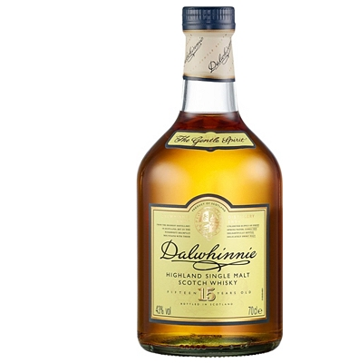 Dalwhinnie 15-Year-Old Highland Single Malt Whisky