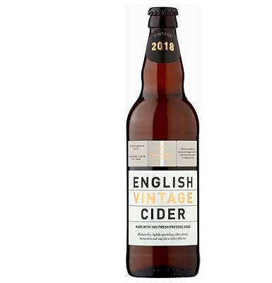 Waitrose Westons English Vintage Cider