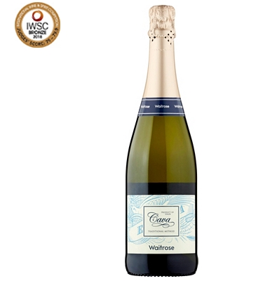 Waitrose Blueprint Cava Brut NV