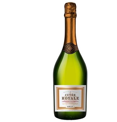 Cuvée Royale Brut NV Crémant deLimoux