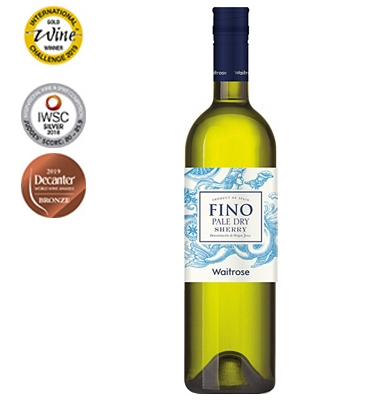Waitrose Fino Sherry