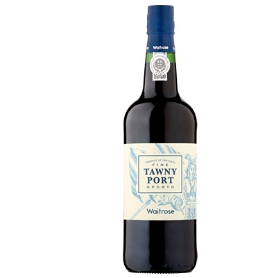 Waitrose Blueprint Tawny Port