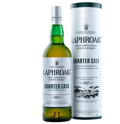 Laphroaig Quarter Cask Islay Single Malt Whisky