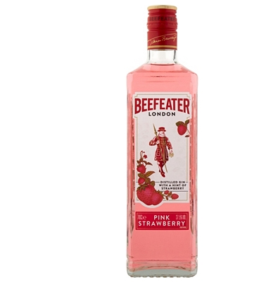 Beefeater Pink Strawberry Flavoured Gin