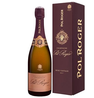 Pol Roger Vintage Rose