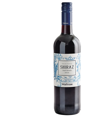 Waitrose Blueprint Australian Shiraz