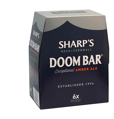 Doom Bar Amber Ale 6x500ml