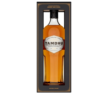 Tamdhu 12-Year-Old Speyside Single Malt Whisky