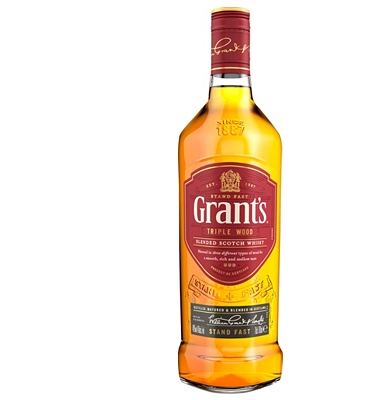 Grant's Triple Wood Blended Whisky