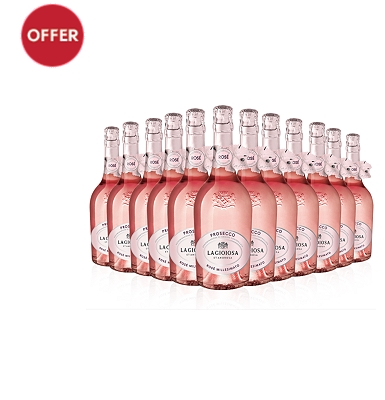 Perfect Prosecco Case of 12