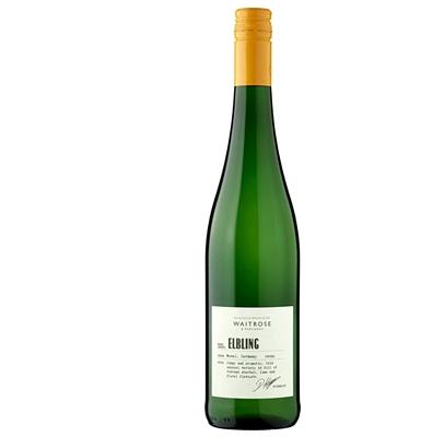 Wine Waitrose Loved & Found Elbling