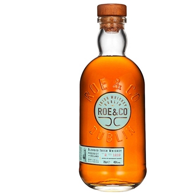 Roe & Co Blended Irish Whisky