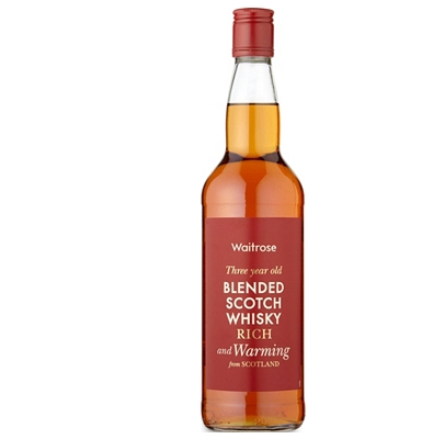 Waitrose Blended Scotch Whisky