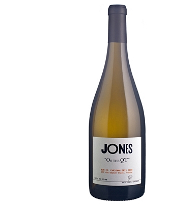 Domaine Jones On the QT Bin 25: Carignan Gris