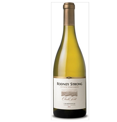 Rodney Strong  Estate Vineyards Chardonnay, Chalk Hill
