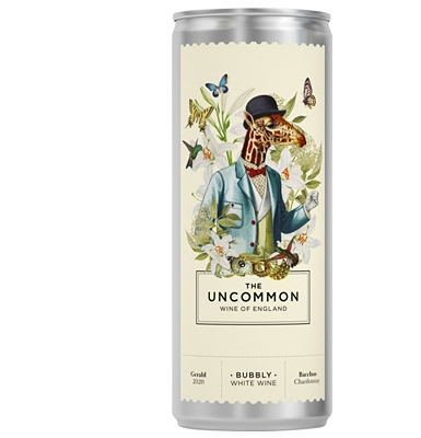The Uncommon Bubbly White 4x250ml