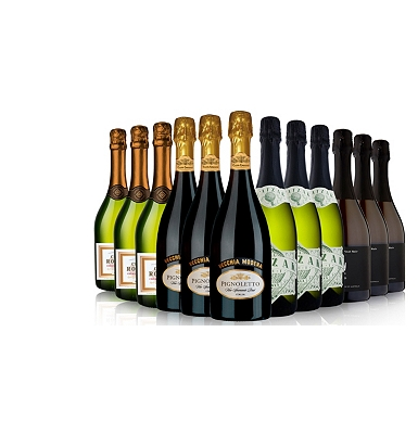 Fabulous Fizz 12 Bottle Case