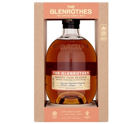 The Glenrothes Sherry Cask