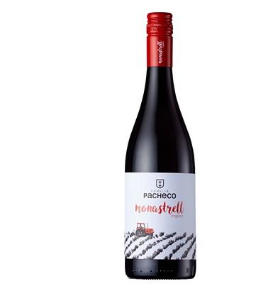 Organic Monastrell Spanish wine